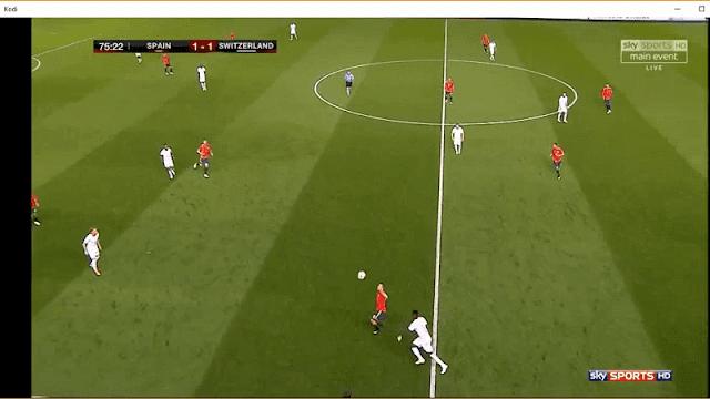 إضافة Sports Matrix لمشاهدة كأس العالم 2018 على كودي Kodi