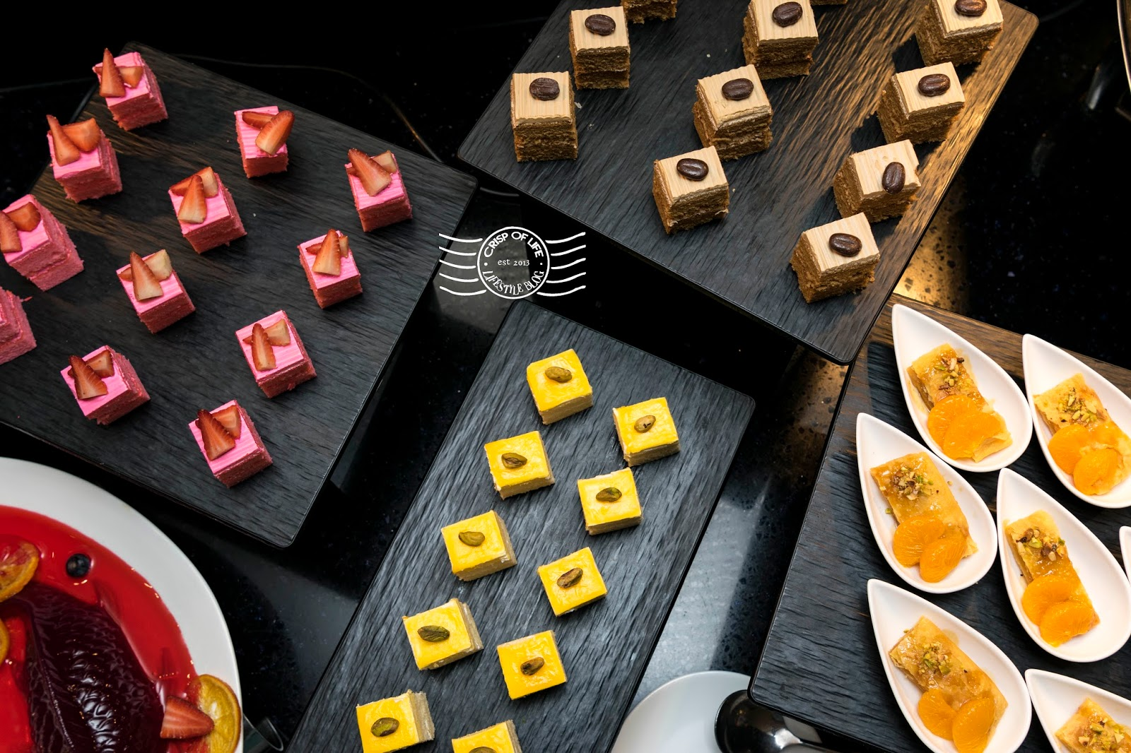 Iconic Hotel International Buffet Dinner