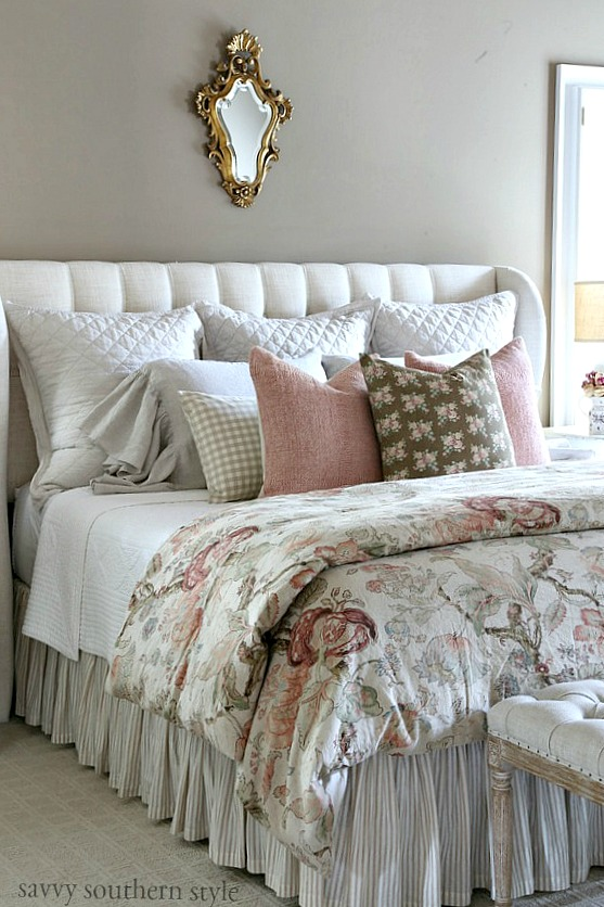 To Me Fall Means Adding Layers And Making Our Homes Cozy For The Shorter Cooler Days I Love Change Up Bedding Each Season Bedrooms Should