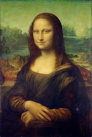adalah lukisan dari pelukis Renaissance Italia  9 Rahasia Lukisan Mona Lisa Karya Leonardo Da Vinci Yang Sudah Terkuak