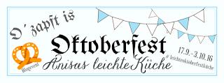 "Salade bavaroise für Anisa´s ""Oktoberfest"" Blogevent"