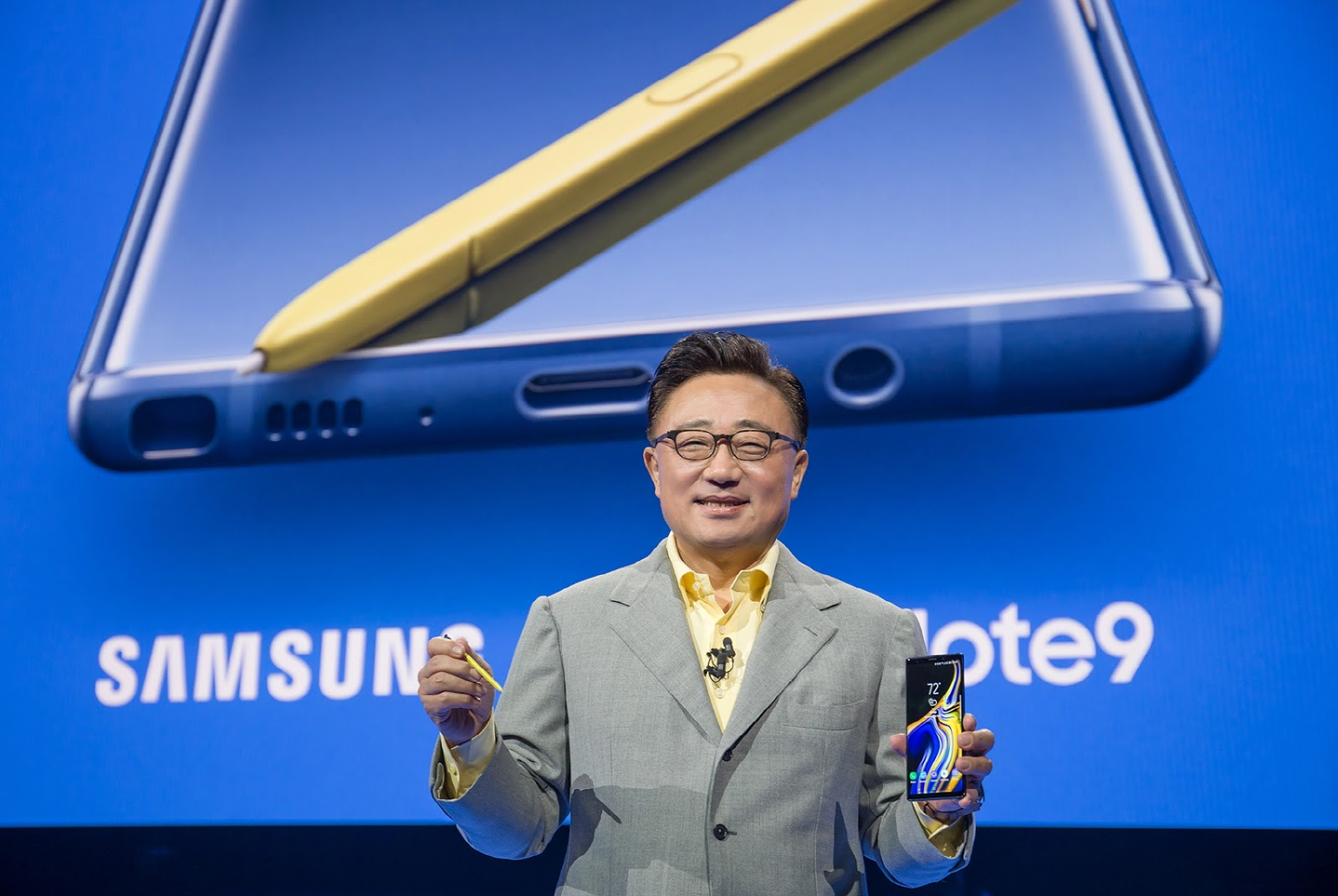 Todo sobre el nuevo y súper poderoso Galaxy Note9