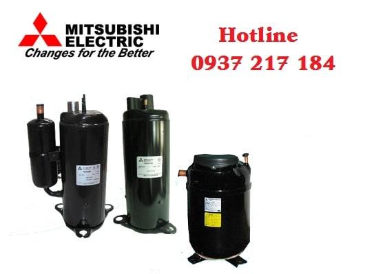 Nhận thay lắp máy nén lạnh Mitsubishi 1hp ,1.5hp ,2hp, 2.5hp ,3hp ,4hp
