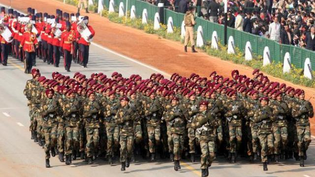 Republic Day Parade 2018 Images