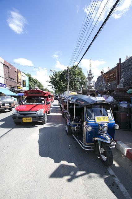 Traffico-Chiang Mai