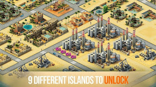 City Island 3 Building Sim: Little to a Big Town Mod Apk