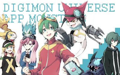 Phim Digimon Universe: Appli Monsters