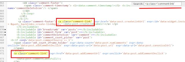 "Como adicionar ""Nofollow"" nos comentários do Blogger."