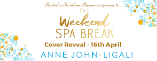 The Spa Break blog Tour poster.
