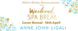 The Spa Break blog Tour poster.