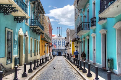 honeymoon in puerto rico - old san juan