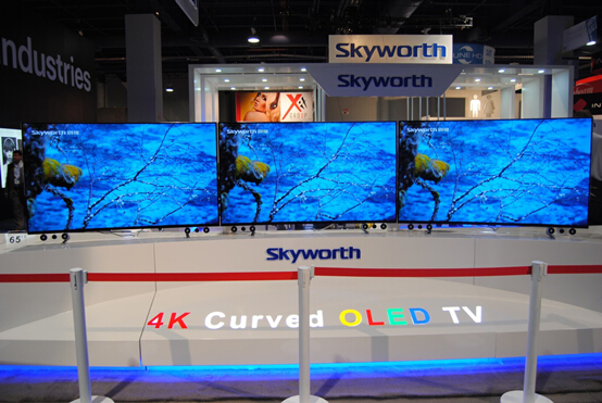 4K OLED TVs going into mass production and could become 20