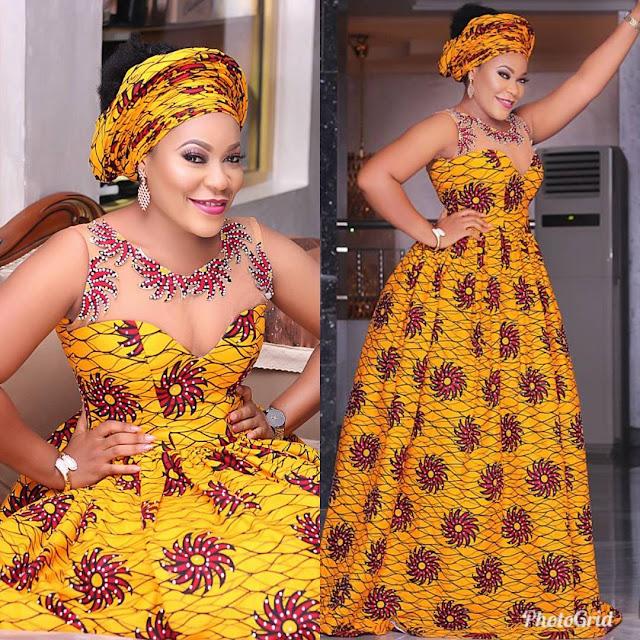 maxi dresses insurancs insuirance Insurance ankara styles ankara style Od9jastyles