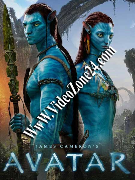 Avatar 2009 Dual Audio Hindi Dubbed BluRay 480p 500MB Poster