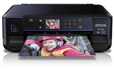 Epson XP-610 Driver Download and Review