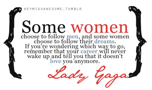 lady gaga quotes career - photo #24