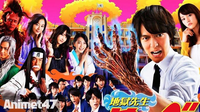 Ảnh trong phim Jigoku Sensei Nube Live Action 2