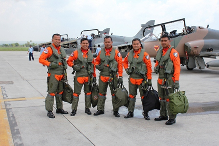 Menjalani Tugas Berat, Ini Gaji Pilot TNI AU Republik Indonesia