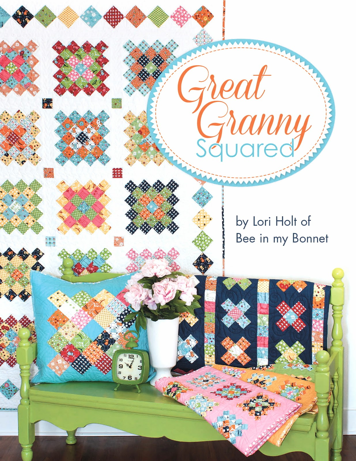 great granny squared by lori holt of bee in my bonnet quilt pattern lori holt 2014 05 03