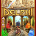 Lo nuevo de Stephan Feld es The Oracle of Delphi