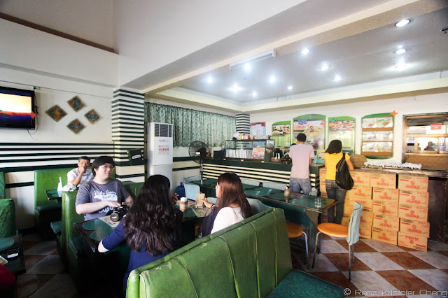 DJC Halo Halo Branch in Legazpi