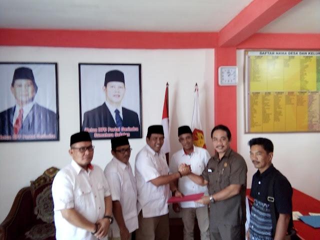 Ahmad Yani : Berharap Partai Gerindra Muara Enim Dapat Mengusungnya