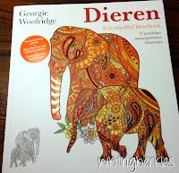 Writing Berries Review Dieren Een Mindful Kleurboek Van Georgie