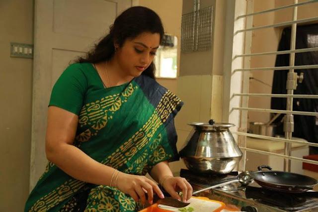 Tamil actress Meena as Aniyamma