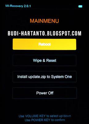 Cara Hard Reset Xiaomi Redmi Note 5 Pro