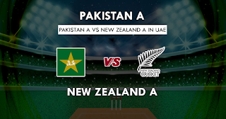 Today Match Prediction PK-A vs NZ-A T20