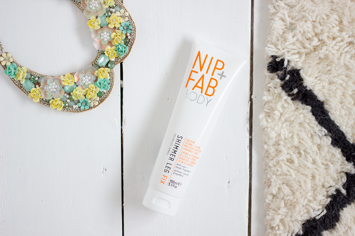 Nip+Fab Shimmer Leg Fix Review