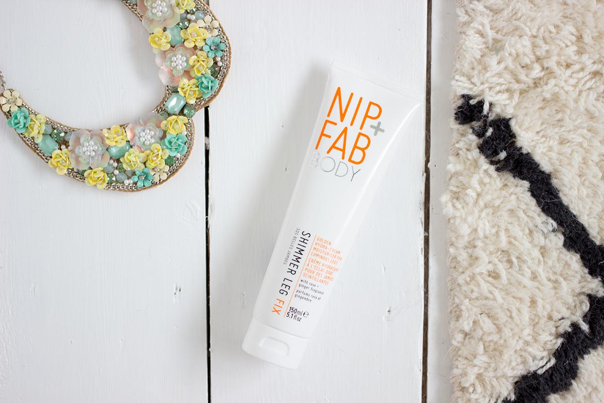 Nip+Fab Shimmer Leg Fix Review
