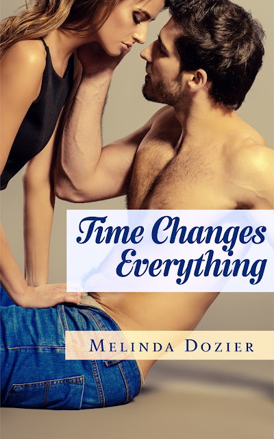 Cover Reveal! Time Changes Everything #Romance #Rerelease