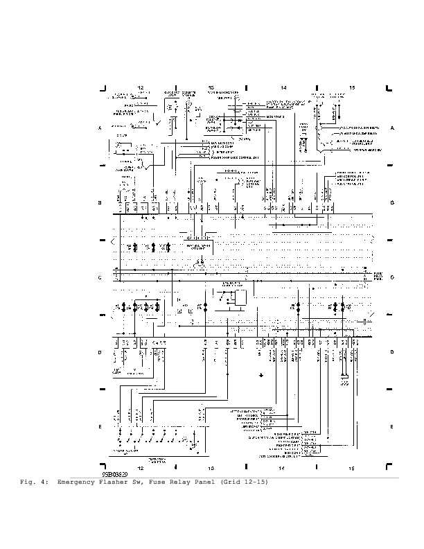 1992 B3 VW Passat Wiring Diagram Part 4 | Wiring Diagrams