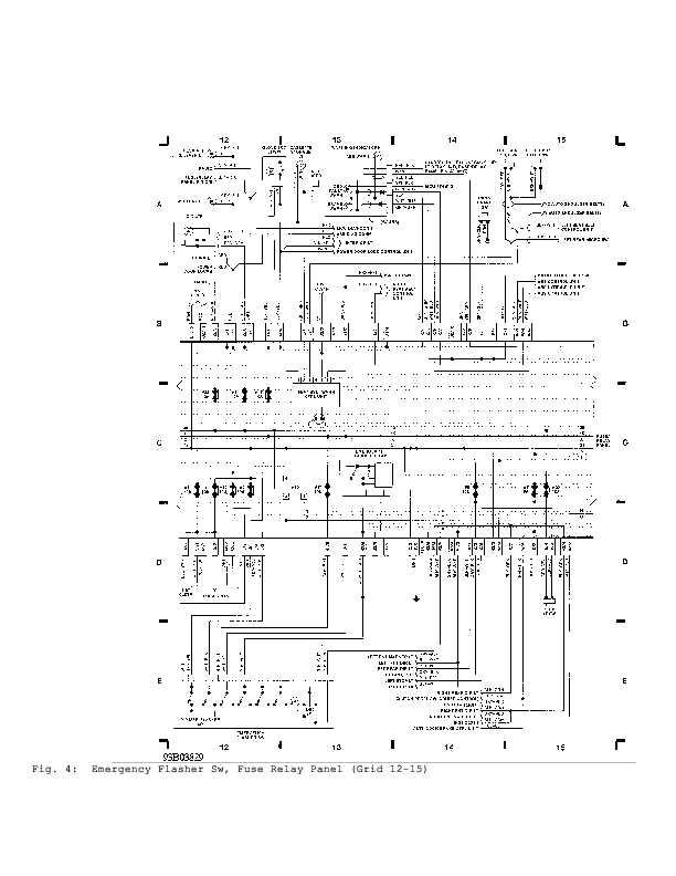 1992 B3 Vw Passat Wiring Diagram Part 4