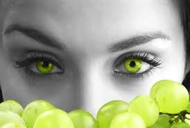grapes for healthy eyesight