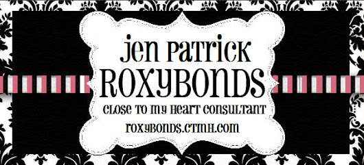 Roxybonds Close To My Heart CTMH consultant : National Scrapbooking Month Special:  Happy Times