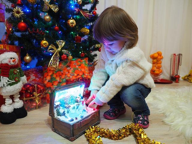 Новогодние подарки для детей и взрослых
