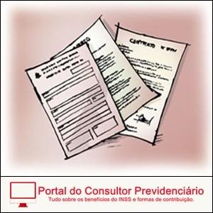 Formulários e Documentos necessários para Requerer o LOAS.