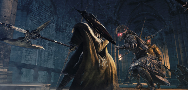 Dark Souls 2 Farming Large Titanite Shards Guide