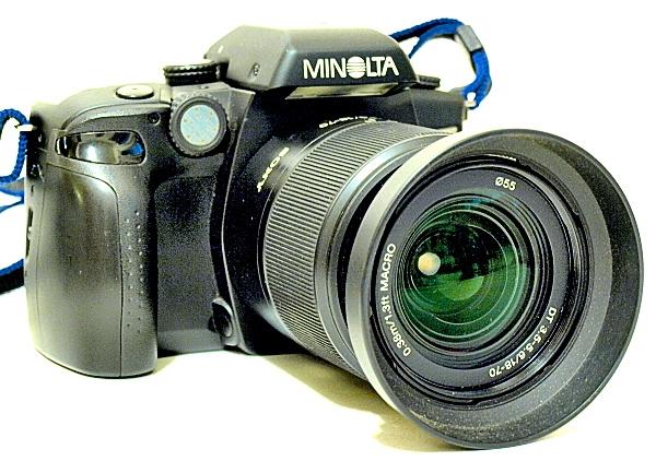 Minolta Maxxum, Sony DT 18-70mm f/3.5-5.6