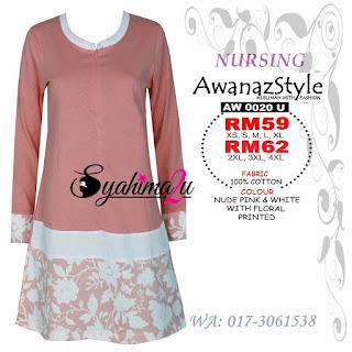 T-Shirt-Muslimah-Awanazstyle-AW0020U