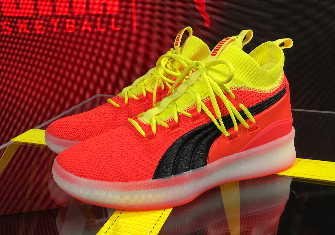 cheap for discount 817b1 a0ab7 Puma Hoops Launch Event