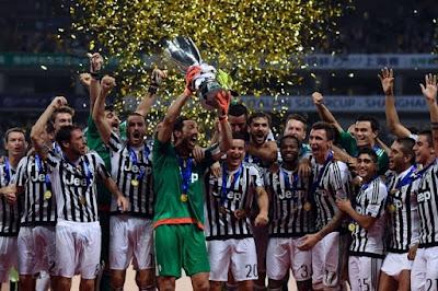 Daftar Pemain Juventus Terbaru 2016