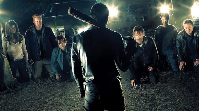 Walking Dead is renewed for another series ahead of the season seven premiere