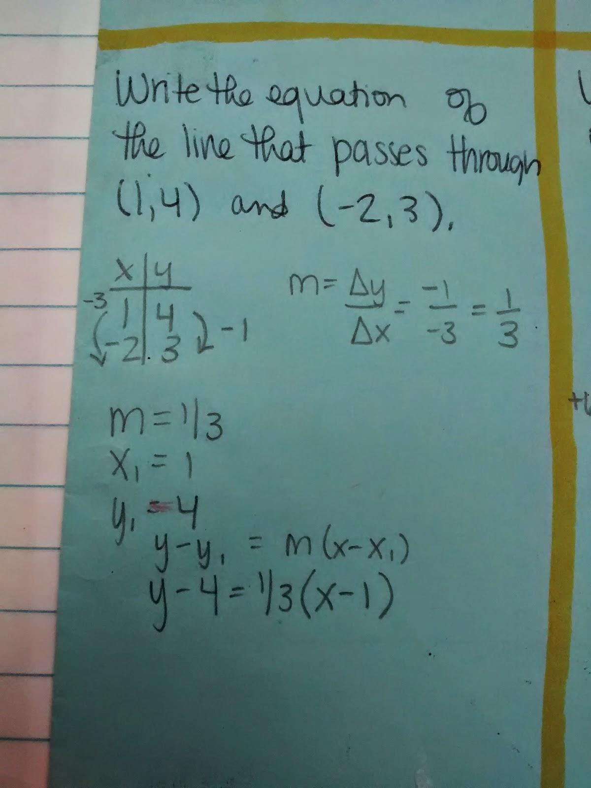 Math = Love: April 2015