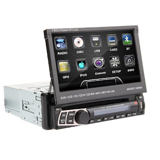 autoradio gps bluetooth d712