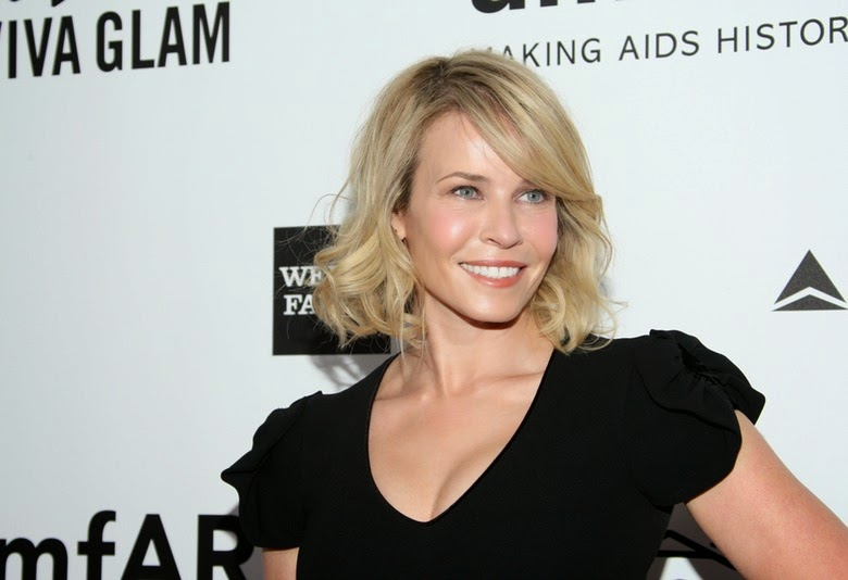 Chelsea Handler Posts A Topless Instagram Of Herself In Israel, But Has She Gone Too Far This Time?