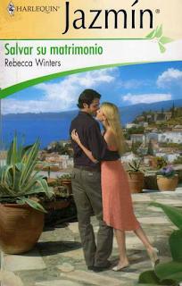 Rebecca Winters - Salvar Su Matrimonio