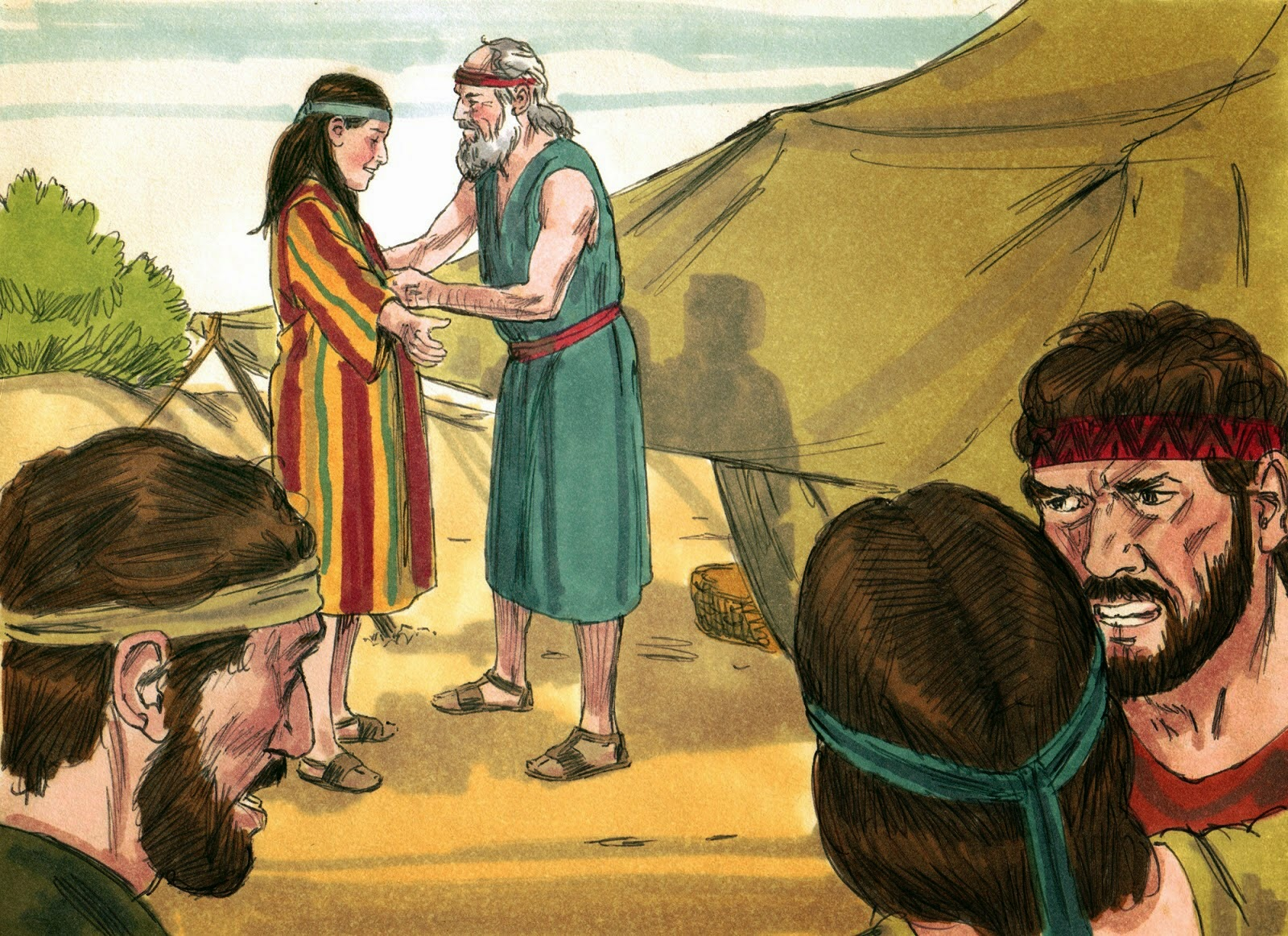 Story Of Enoch For Kids